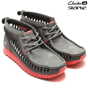 【先行予約・8月上旬入荷予定】【取扱い店舗限定】Clarks sportswear×STAPLE TAWYER HELIX(ク...