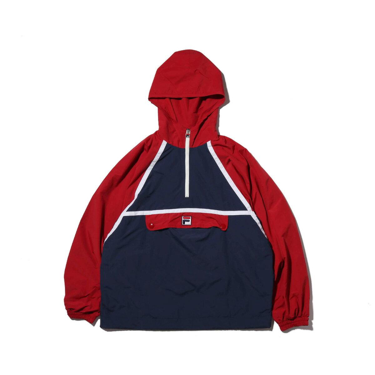 メンズファッション, コート・ジャケット FILA Anorak ( )RED 18FW-I