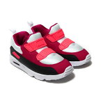 NIKE AIR MAX TINY 90 (TD)(ナイキ エア マックス タイニー 90 TD)WHITE/NOBLE RED-ANTHRACITE-SOLAR RED【キッズ スニーカー】17HO-I