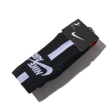 NIKE NSW AIR CREW SOCKS(ナイキ NSW エア クルーソックス)BLACK【メンズ レディース ソックス】16SU-I