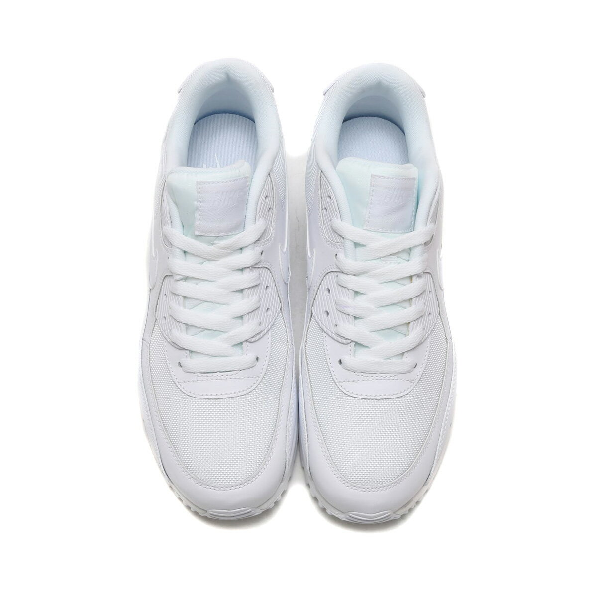 NIKE AIR MAX 90 ESSENTIAL (ナイキ エア マックス 90 エッセンシャル) WHITE/WHITE-WHITE-WHITE-WHITE-WHITE17SP-S