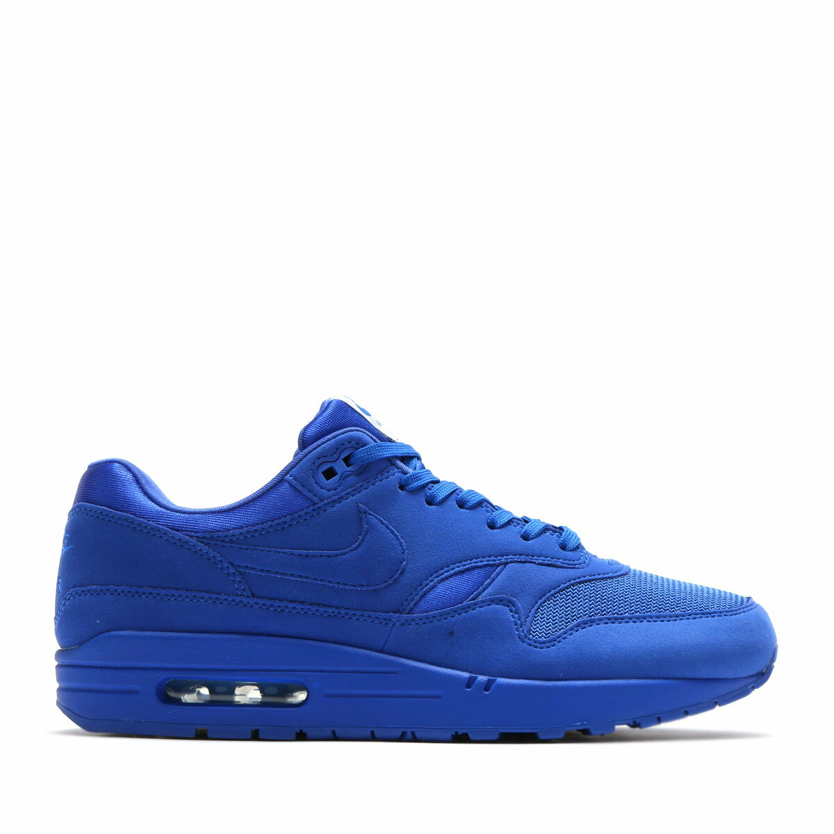 NIKE AIR MAX 1 PREMIUM (ナイキ エア マックス 1 プレミアム) GAME ROYAL/GAME ROYAL-NEUTRAL GREY-WHITE17SU-S