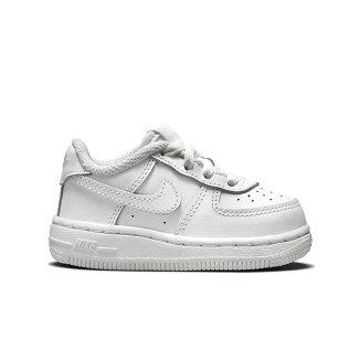NIKEFORCE1TD(ナイキエアフォース1TD)WHITE/WHITE-WHITE15FA-I