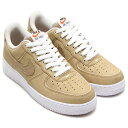 NIKE AIR FORCE 1(ナイキ エア フォース 1)HAY/HAY-WHITE-LIGHT BORN【15SP-I】