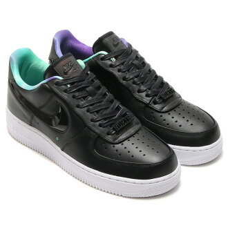 NIKE AIR FORCE 1 07年LV8 AS QS(耐吉空軍1 07年erebeto AS QS)BLACK/BLACK-WHITE 16SP-S