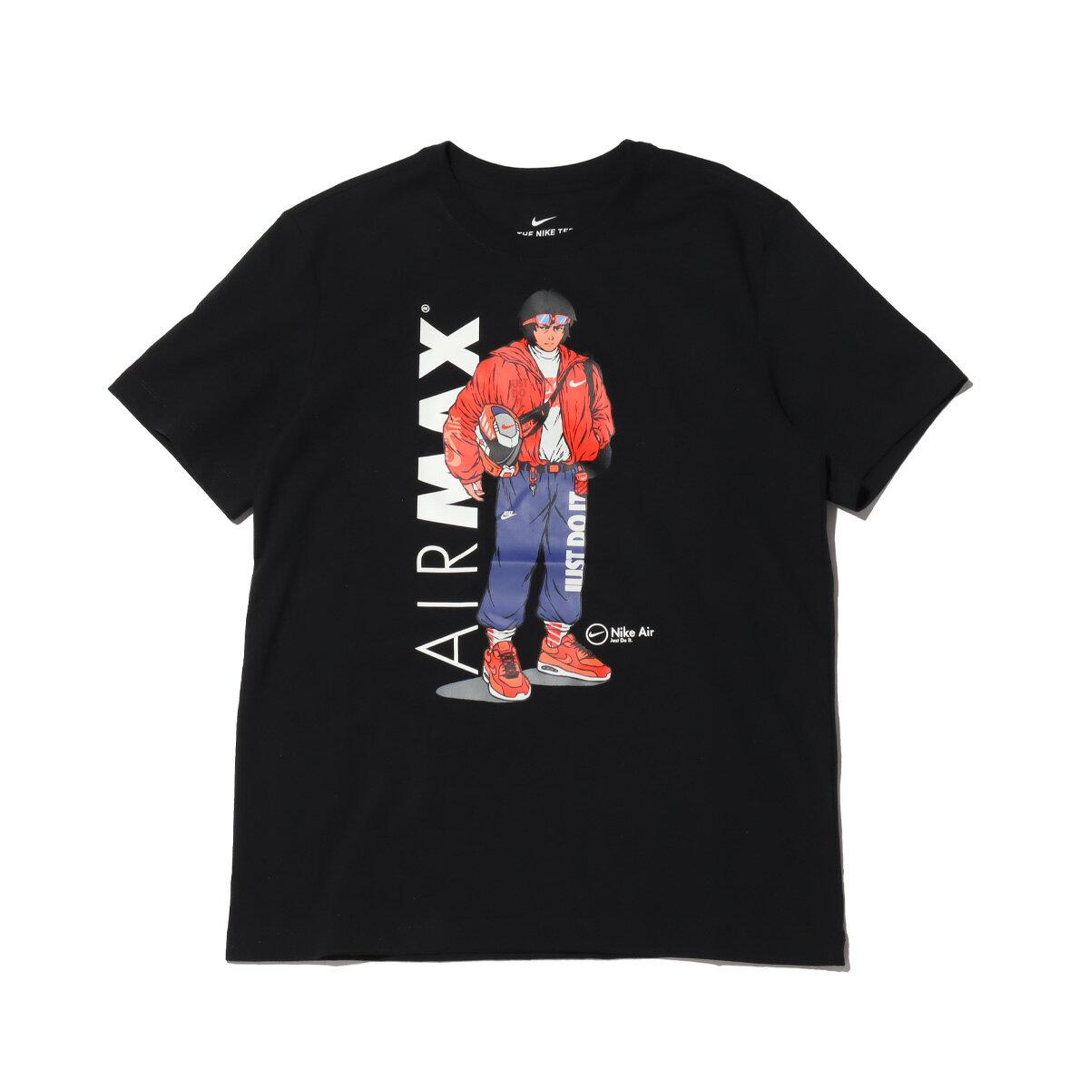 トップス, Tシャツ・カットソー NIKE AS M NSW TEE MANGA HYPEMAN( NSW HYPEMAN SS T)BLACK T21SP-I