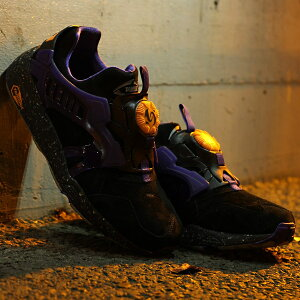 "【先行予約・12/22(月)発売】【atmos Exclusive】PUMA DISC BLAZE TRINOMIC SUEDE GLOW ""THE SU..."