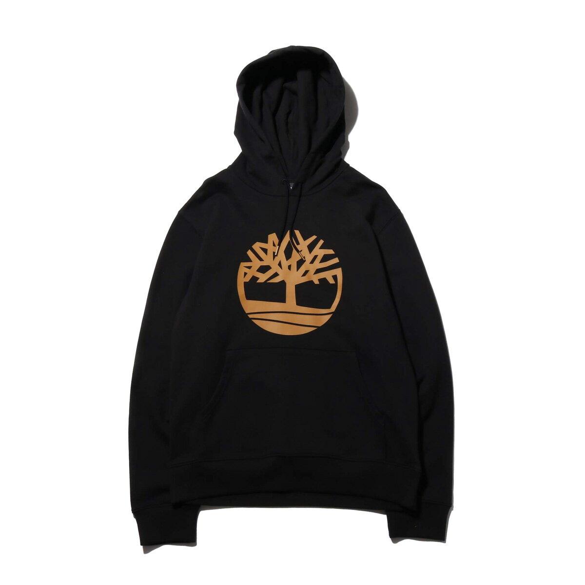 トップス, パーカー Timberland YCC CORE SWEAT ( YCC )BLACK TREE 19SS-I