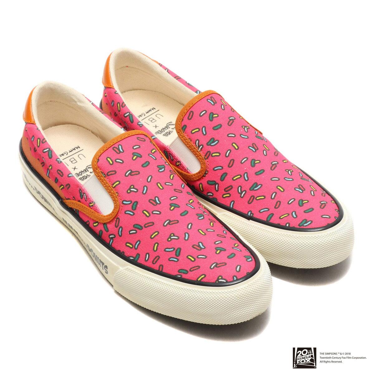 メンズ靴, スニーカー UBIQ HOGGE SIMPSONS( )DONUTS 18SS-S