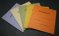 石原紙工クラフトシリーズクラフトスクラップノートK-3(変形:202×225)
