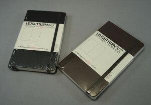 LEUCHTTURM ロイヒトトゥルムノートブック ポケット