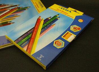 LYRA COLOR-GIANT 12Cリラ カラージャイアント色鉛筆12色セット