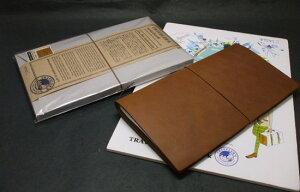 TRAVELER'S notebookトラベラーズノート5周年記念限定カラー/キャメル