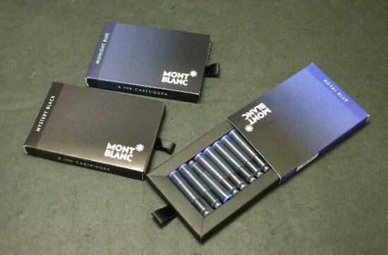 MONTBLANC Mont Blanc cartridge ink