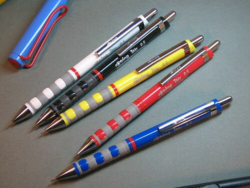 Rotring Tikky RD» thicker RD pencil