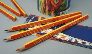 STAEDTLERステッドラー ノリスクラブジャンボ3色鉛筆
