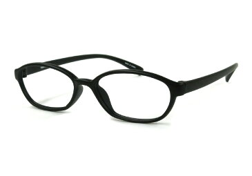 【送料無料】【度付き】@styleオリジナルメガネフレームTR944 ブラック★度入り眼鏡レンズ付き★フレーム・レンズ・ケース・メガネ拭き 4点セット(めがね / 通販)TR944-BK【ポイント10倍】