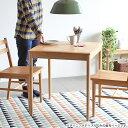 ダイニングテーブル テーブル ダイニング用 無垢 食卓テーブル 天然木...