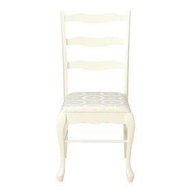 チェアーホワイトアンティーク家具デスクチェアクラシックテイスト背もたれ付き椅子ダイニングチェア送料無料イス木製猫脚お姫様ひとり暮しおしゃれダイニングチェアーふたり暮らし1R1Kファミリーモデルルームサロンホテル高級白家具