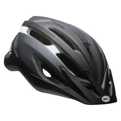 ベルクロスバイクヘルメットクレストBELLCRESTマットブラック/ダークチタニウムUA(54-61cm)7082043