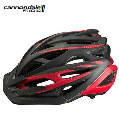 キャノンデールラディウスCANNONDALERADIUSREDS/M(52-58cm)サイズ自転車ヘルメット