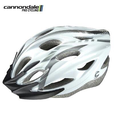 キャノンデールクイックCANNONDALEQUICKWhiteL/XL(58-62cm)サイズ自転車ヘルメット