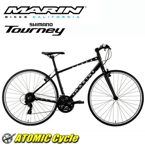 2017 MARIN マリン CORTE MADERA SE8 LIMITED (コルトマデラ リミテッド) ブラック クロスバイク