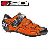SIDI 自転車 シューズ LEVEL レベル オレンジ ロードバイク 【02P03Dec16】 ★