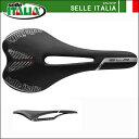 Selle ITALIA (セラ イタリア) SLR キットカルボニオ フロー (ブラック)