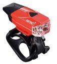 INFINI(インフィニ) ヘッド ライト LPF15602 ミニ ラヴァ I-261W ホワイトLED RED