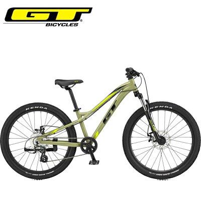 2021GTキッズ子供自転車ストンパーエース24GTSTOMPERACE24V2モスグリーン24インチ