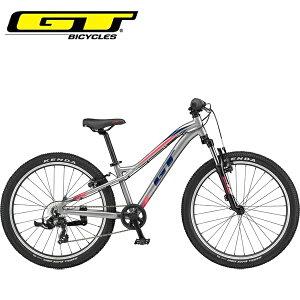 2021GTキッズ子供自転車ストンパープライム24STOMPERPRIME24シルバー