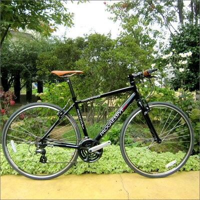 PROGRESSIVERacing(プログレッシブレーシング)FRD-180クロスバイクブラック
