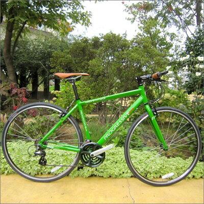 PROGRESSIVERacing(プログレッシブレーシング)FRD-180グリーン(クロスバイク)