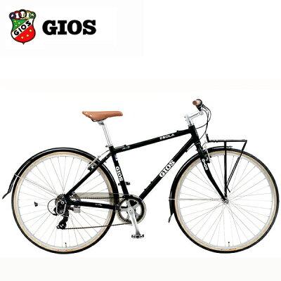 2018GIOS(ジオス)ESOLA(イソラ)ブラッククロスバイク