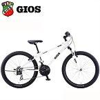 GIOS 子供 自転車 ジオス ジェノア 22 GIOS GENOVA 22インチ ホワイト