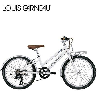 LOUISGARNEAUルイガノJ20PLUSLGWHITE20インチキッズ子供自転車