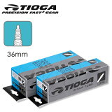 TIOGA(タイオガ) チューブ TIT11302 インナーチューブ 仏式 26x1.80-2.125 36mm
