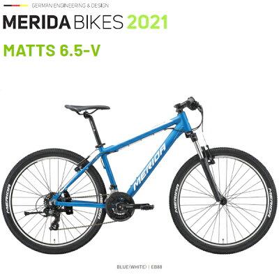 メリダマウンテンバイクMERIDAMATTS6.5-VEG34(メリダマッツ6.10V)2019モデル