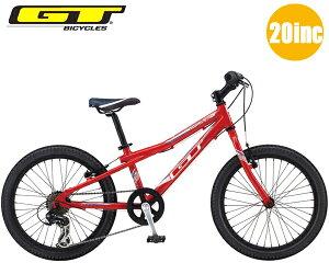 子供用自転車 2014 GT アグレッサー 20 グロスレッド 20インチ