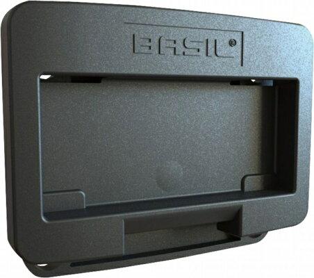 BASILバジルクリックフィックスアダプタープレートブラック014310