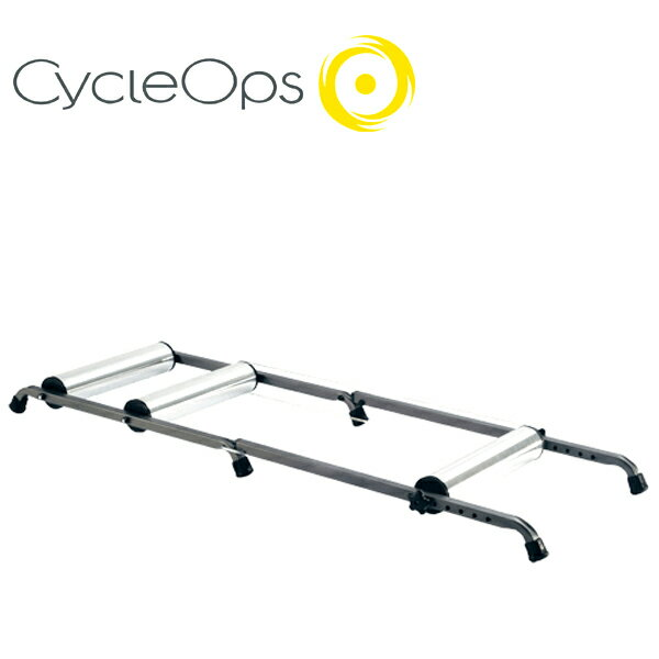 CycleOps(サイクルオプス)SARIS(サリス)『Aluminum Rollers(アルミニウムローラー)』