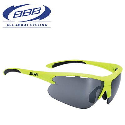 BBBサングラス(BBBインパルス)BSG-52マットネオンイエロ131421サングラス