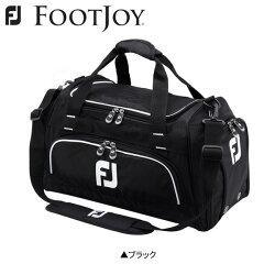 フットジョイゴルフFJDFL12ボストンバッグブラックFOOTJOYダッフルバッグ