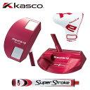 キャスコ ゴルフ RED9/9 RM-002 マレットタイプ パター Kasco アカパタ 赤パタ【キャスコ】【パター】【あす楽対応】