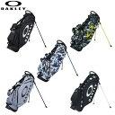 オークリー ゴルフ FOS900199 スタンド キャディバッグ OAKLEY BG STAND 14.0 ゴルフバッグ【あす楽対応】
