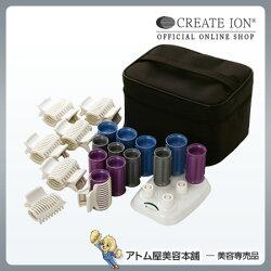【海外兼用】CREATEIONクレイツイオンホットカーラーCIH-W06CIH-W06