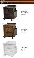 楽天最安値!【送料無料】天然木ベッドサイドテーブルKP-920VAランク