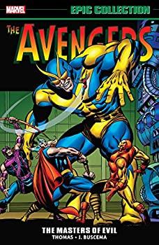 【中古】【輸入品・未使用未開封】Avengers Epic Collection: Masters of Evil (Avengers (1963-1996)) (English Edition)画像