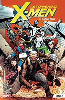 【中古】【輸入品・未使用未開封】Astonishing X-Men by Charles Soule Vol. 1: Life of X (Astonishing X-Men (2017-2018)) (English Edition)画像